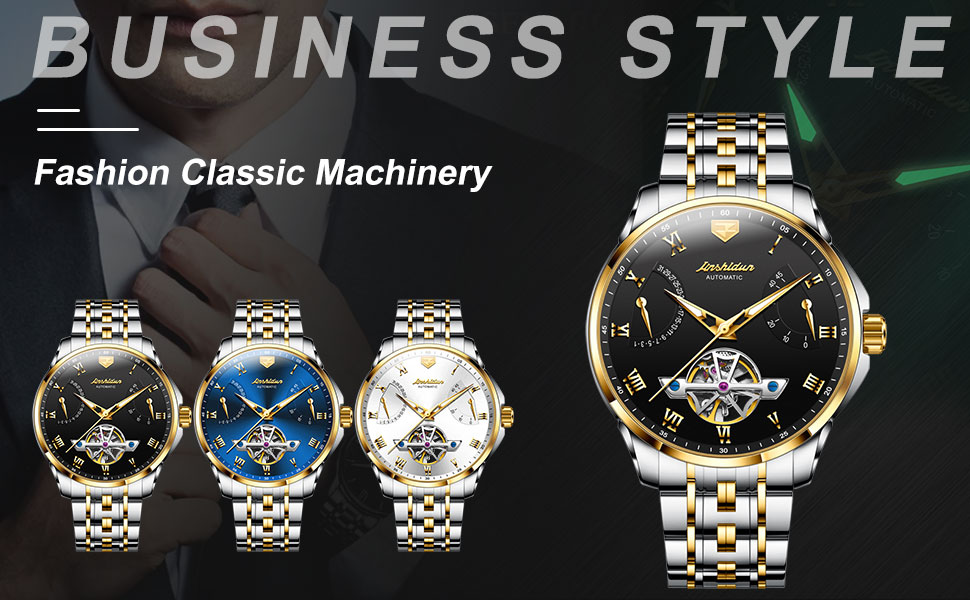 mens watches luxury automatic mechanical