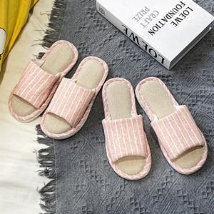 Women's Open Toe House Slippers