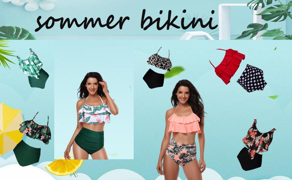 sommer bikini