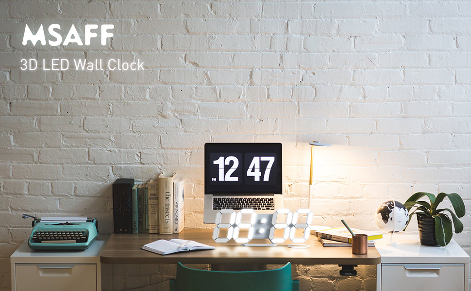 wall clock for living room decor