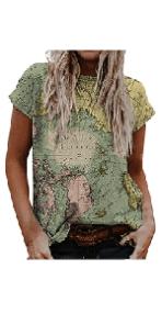 Map Blouse