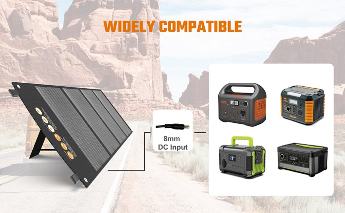 portable battery power station