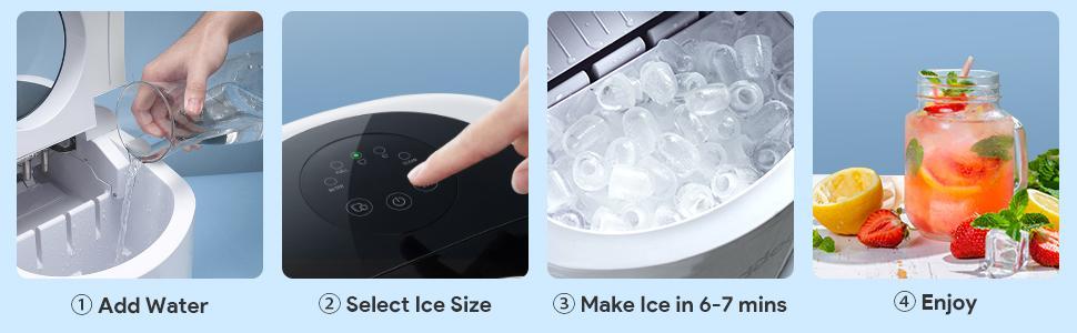 Ice Maker Machine for Countertop