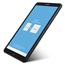 Switching to the Samsung Galaxy Tab A 10.1 Inch is easy
