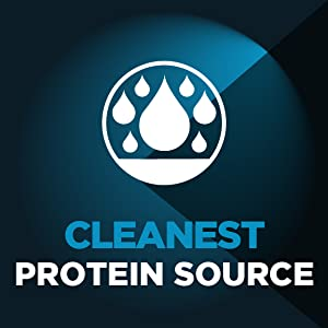 Cleanest protein source