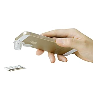 smartphone microscope adapter for iPhone samsung huawei