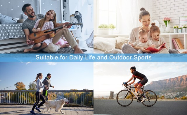 Suitable for Daily Life and Outdoor Sports