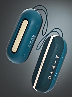 INSMY C30 Portable Waterproof Bluetooth Speakers