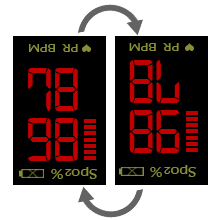 pulse oximeter two way