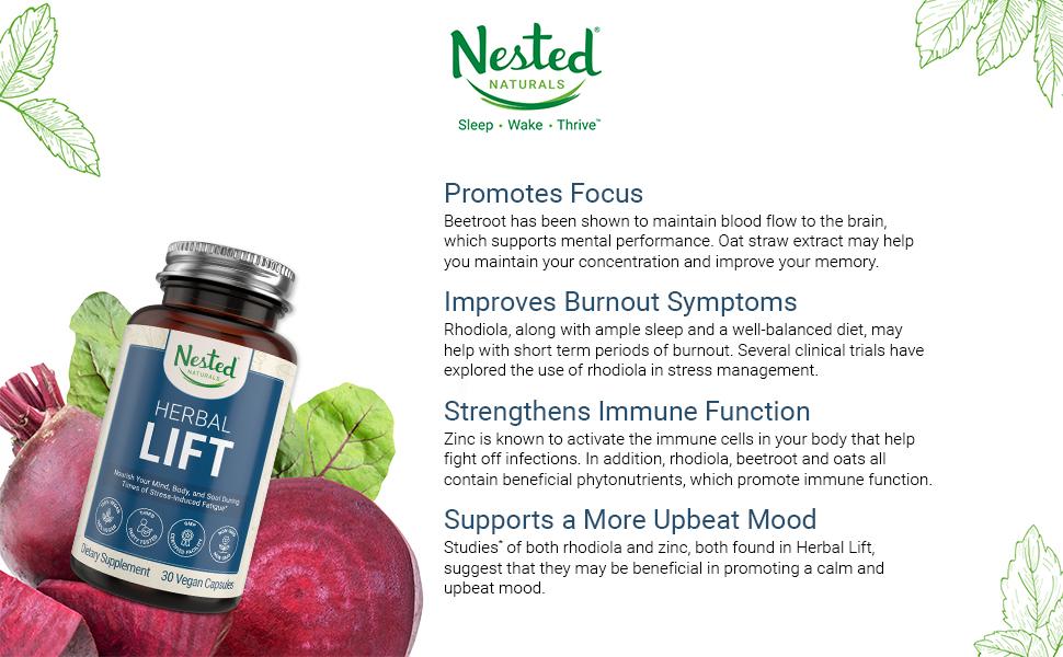 natural herbal stress ashwagandha anti depressant anxiety serotonin mood boost relief supplement