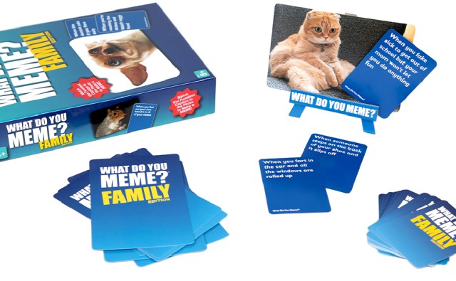 what meme what you do meme card game family kid board game original adult family friendly kids
