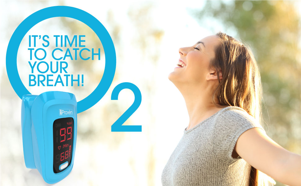 Our pulse oximeter made easy for you!