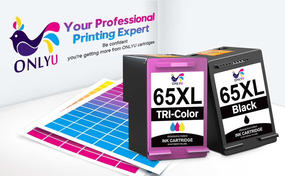 hp ink cartridge 65