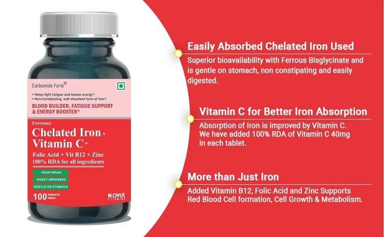 iron supplement for women