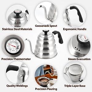 coffee kettle kettle gooseneck