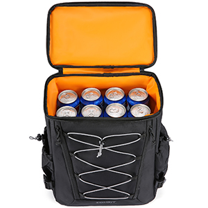 cooler backpack insulated waterproof