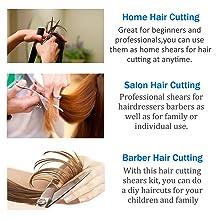 Salon Hair Cutting