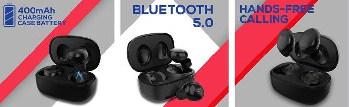 wireless tws bluetooth handfree touch