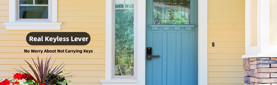 keyless entry lock