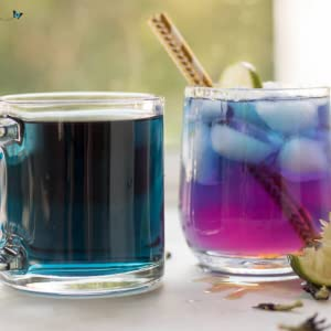 B07NPNPT8R - Urban Platter Blue Butterfly Pea Flower Tea