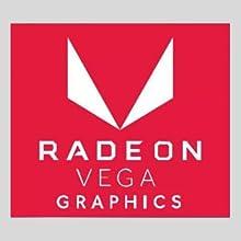AMD RADEON VEGA 8 GRAPHICS