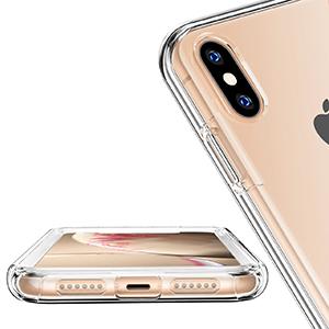 iphone xs case clear