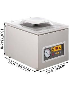 Wide Range of Applications DZ-260c chamber vacuum sealer