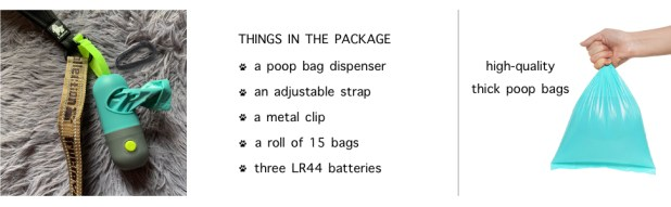 Things in the package