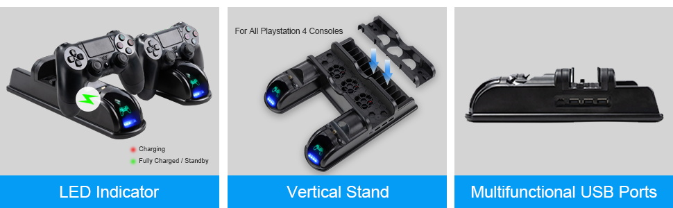 charger for ps4 controller