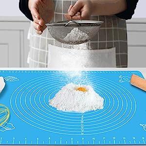 dough kneading mat