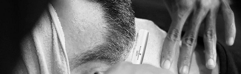 Rasiermesser straight razor shaving set derby