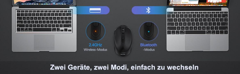 Bluetooth maus