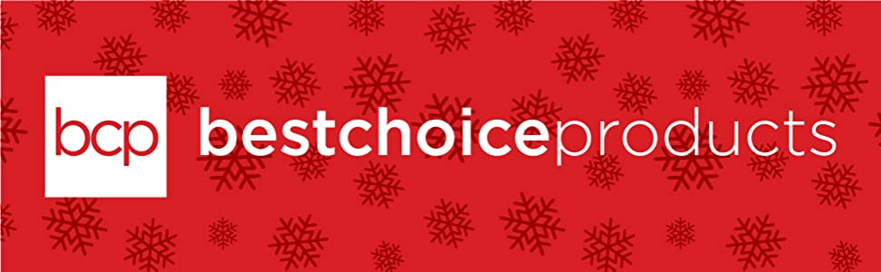 Main Banner with Best Choice Products Logo