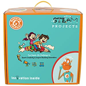 STEM Toys for Kids 10 years 11years 12 years Boys & Girls Science Activity box