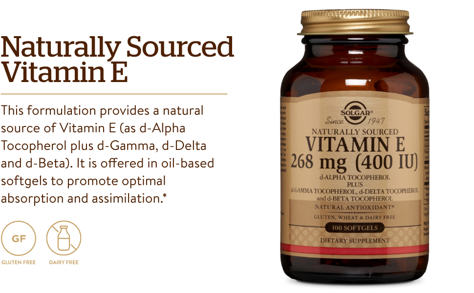 Supports Immune System & Skin Nutrition - Natural Antioxidant