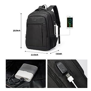 External USB Charging Port