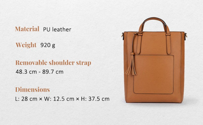 tote backpack for women