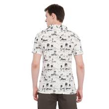 Men's Printed Slim Fit T-Shirt