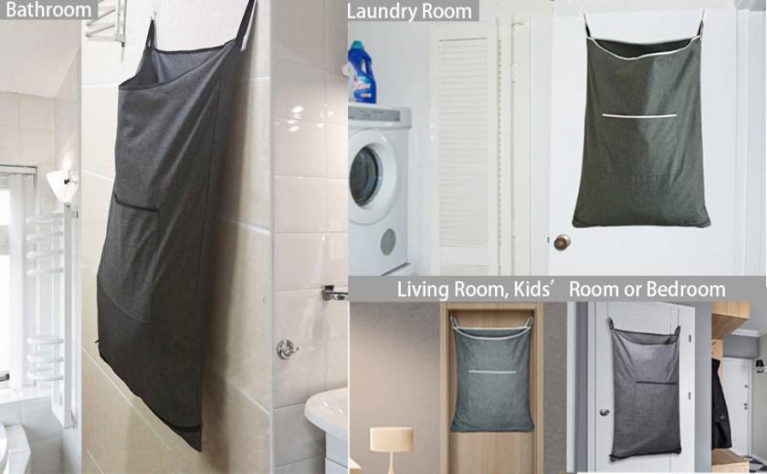 over the door laundry hamper
