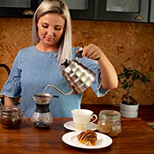 pour over kettle kettle stovetop