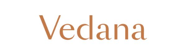 Vedana - Copper water bottle - logo