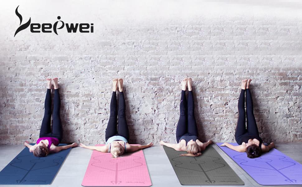 LEEPWEI Yoga mat