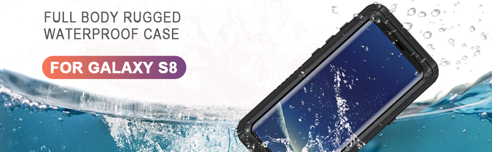s8 waterproof case