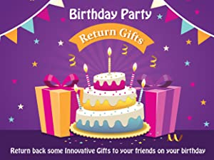 Birthday return gift packs, return gifts, birthday gifts,birthday return gifting,party gifts