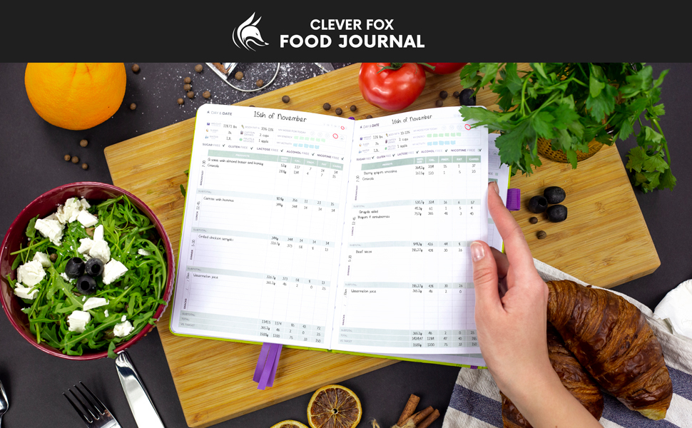 cfp food journal