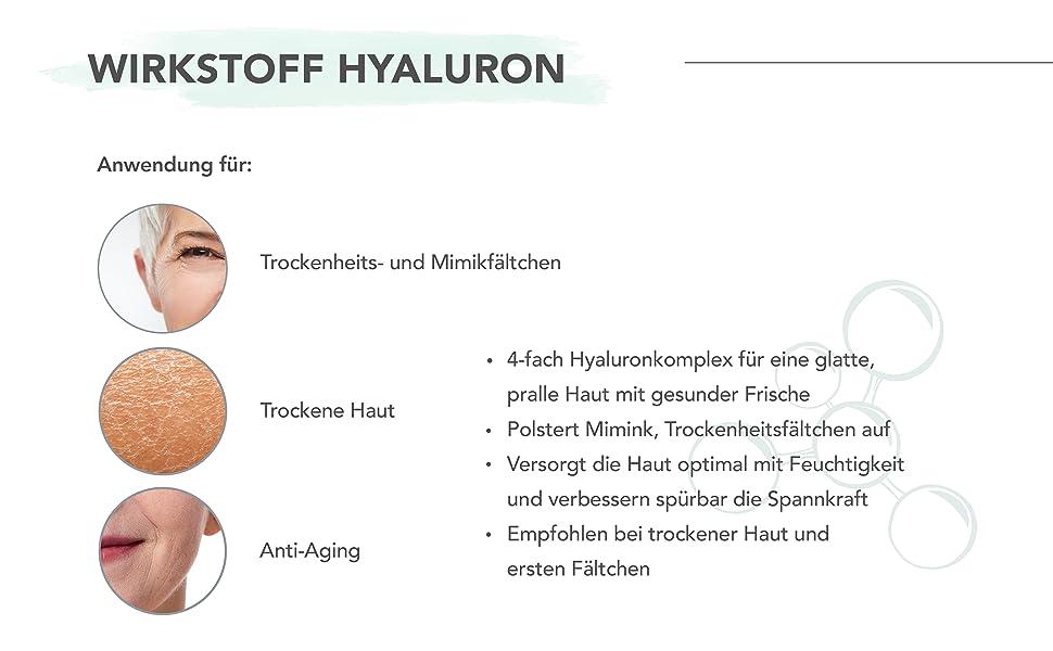 Hyaluron Booster Hyaluron serum Hyaluronic Acid Ampullen Dermaroller Microneedling Glasampullen