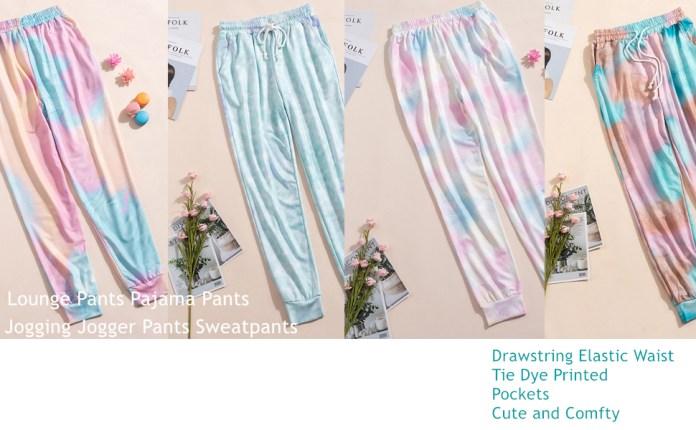 Loungewear Pajama Pants Jogging Pants Jogger Pants Sweatpants