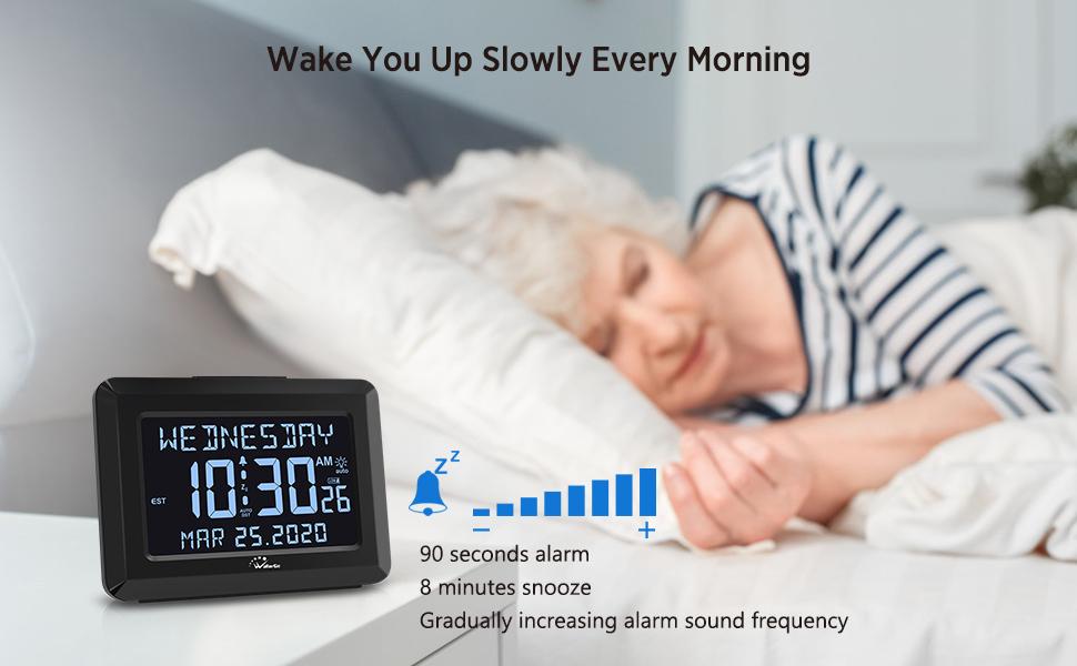 alalrm clock