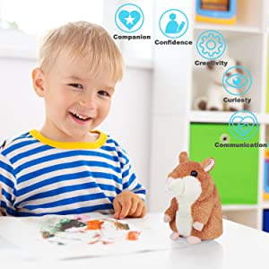 Interactive talking toy
