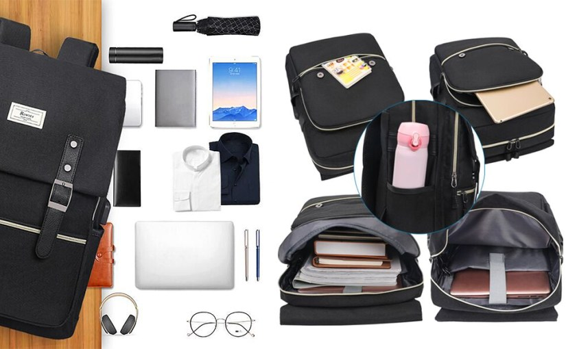Large College Backpack